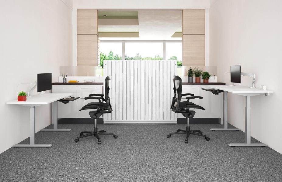 Enmo Desks by ESI