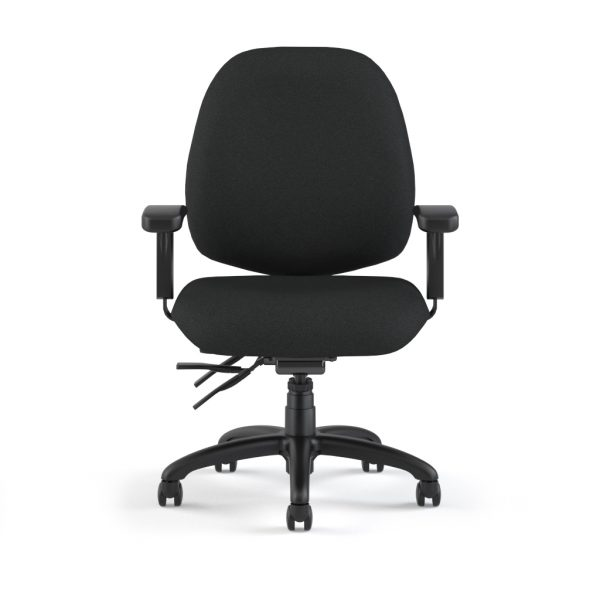 @NCE 176 Task Chair 9to5 Seating Alan Desk 1 <ul> <li>Rapid ship! @NCE ships in 24 hours</li> <li>Task Chair</li> <li>Five-year warranty</li> <li>Warranted to 300 lbs.</li> </ul>
